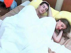 여동ㅛㅐㅇ, 잠ㄴ, 누나만, 동생 자는데, 렘, 잠자는소년