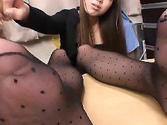 Teasing stocking, Tease foot, Pantyhose foot, Pantyhose fetish, Stockings-black, Stocking pantyhose
