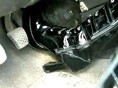 Stockings heels, Stockings and heels, Stockings and boots, Smoking stocking, Smoking in boots, Smoking heels
