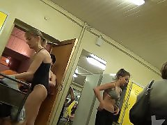 Young, Voyeur, Locker room