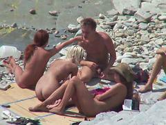16, Rusıa, Rusės, Hidcame, Fuck couple, Beach fuck