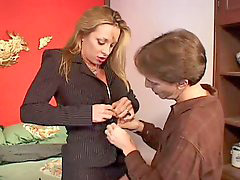 Nylon, Young, Young nylons, Nylons, Guy and guy, Milf and young