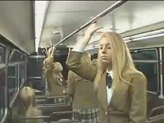 白い少女, アジアの少女, 女子校生, アジアの