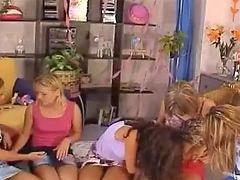 Mam lesbians, ,lesbijki, Lesbijki, Łóżko, Sypialnia, Lesbijski