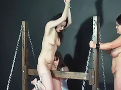 Femdom, Spanking lesbian, Lesbian big, Lesbian spanking, Extreme fetish, Lesbian asian