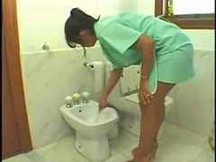 Maid, Brazilian, Girl, Sister, Brazilians, Maid service