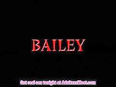 Bailey, لbailey, Bailey k, In her ass, Ass