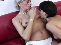 Young lesbian, Granny lesbian, Lesbian mature