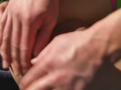 Teen anal, Teen, Old men, Small tits