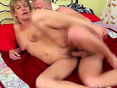 Mature, Milf, Young boy, Lady boy, Granny, Bedroom