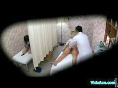 Massage, Massages, Asian massage, Hairy, Asian, Fingering