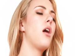 Lesbian kiss, Lesbian big tits, Kissing