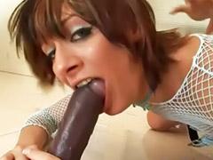 Sierra, Asian swallowing, Double penetration asian, Double dick, Asian cum swallowing, Double blowjob