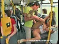 Publiczny, Autobusie