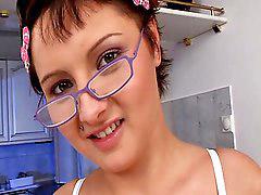 ใส่แว่น, รูปหีสาวแก่, Cแว่น, สาวแว่น, สาวแก่อยากมาก, แม่อยากเอา