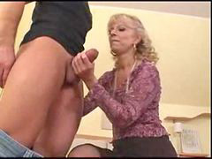 Mature anal, Mom, Mature
