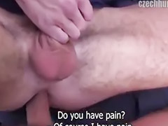 2 czech men, Anal bareback, Gay czech, Czech couple, Czech-couples, Czech gay