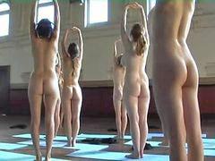 Yoga, Naked