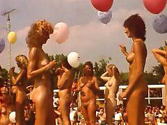 Nude contest, Contest, 1970, Nude miss, Miss nude, Miss u s a