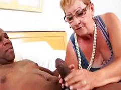 Granny, Granny anal