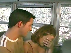 Bus, Teen horny, Horny couple, Teens school, Teens horny, Teen school