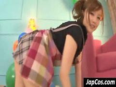 Celana dalam gadis, Asian gadis