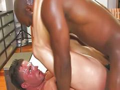 Gay, Big cock, Anal, Gay black, Black gay