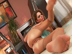 Brunette panty, Asia porn, Shaved solo, Asian pantyhose, Vagina porn, Tan stockings