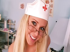 Hospital, Pita, Blonde stockings sex, Vagina fucked hard, Vagina fuck, Stockings fuck
