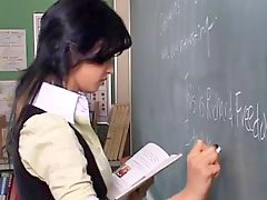 교생선생님, 여교사 윤간