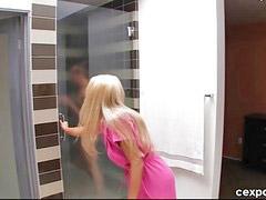 My shower, Getting shower