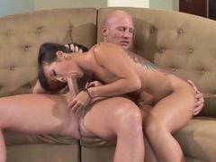 Riding asian, Stickings, Filth, Erected, Erect, Asian rides