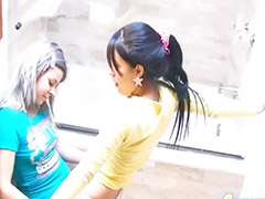 Lesbian teen, Teen lesbian, Lesbians, teen, Lesbians teen, Lesbian bathroom, Sammy