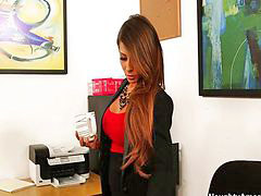 Office, Madison ivy, Madison