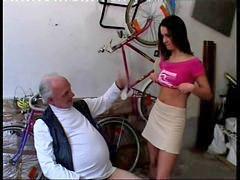 Old man, Money
