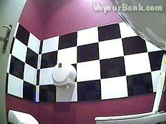Toilet, Spycam