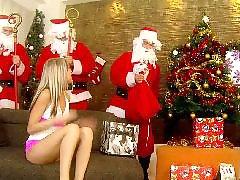 Santas, Make horny, Ivy dory, Ivy doris, Happy anal, Horny gangbang