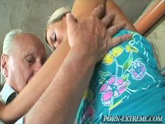 Grandpa, Teen, Grandma