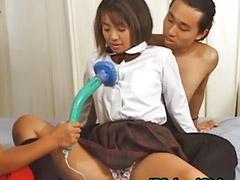 Japanisch wichst, Beide masturbieren, Beides, Japanisch masturbieren, Asiatisch dreier, Japanisch masturbation