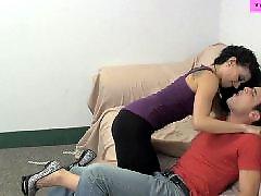 Hermana se burla, Hermana en leggins