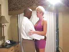 Interracial, Amateur, Milf, Mature, Amateur interracial