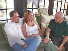 Gangbang, Interracial anal, Wife, Anal, Interracial, Wife gangbang