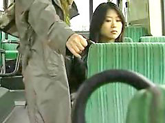 Autobús, Japanes lesbian, Japanes sex, Lesbı sex, Japones lesbian, Japanes lesbians
