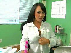 Secretary hot, Mariah milano, Hot secretary, Secretary, Maria, Milan