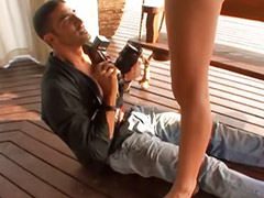 Threesome outdoor, Stocking cum, Asian stockings, Model asian, Blonde stockings sex, Vagina fuck