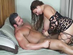 Bondage, Big tits