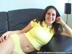 Teen creampie, Teen brunette, Creampie teen, Video teen, Videos teens, Video creampie