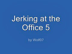 Office, Jerk, Jerking