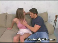 Sissy, Sharing, Shared, Hot wife, Share wife, Wife sharing