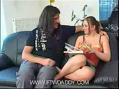 Compilation, Dad, Cute, Dad daughter, Seduce, Daughter